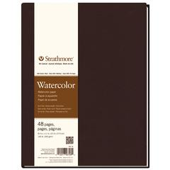 "Strathmore 400 Series 8 1/2"" x 11"" Sewn Bound Watercolor Art Journal"