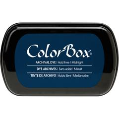 Full Size Archival Dye Ink Pad Midnight