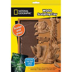 Wood Sculpting Clay