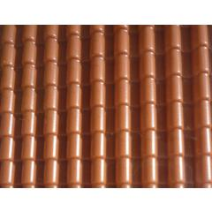 Architectural Model Spanish Tile Brick Styrene Sheets