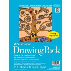 "9"" x 12"" Drawing Paper Sheet Stock"