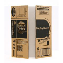 Mini Tri-Fold Corrugate Display Board