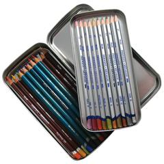 Empty Pencil Tin