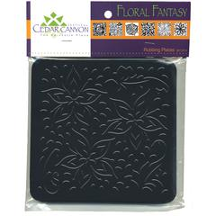 Floral Fantasy Rubbing Plate Set