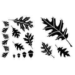 Cedar Canyon Textiles Oak Leaf Stencils