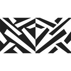Fractured X Stencil Set