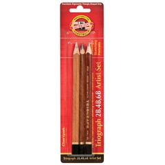 3-Piece Pencil Set