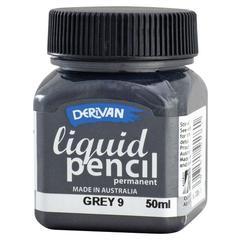 50ml Permanent Gray #9 Liquid Pencil