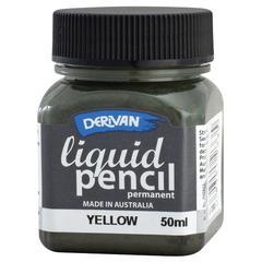 50ml Permanent Yellow Liquid Pencil