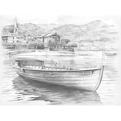Reeves Large Sketching by Numbers Vita Bella