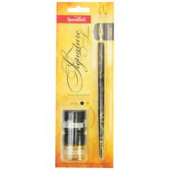 Speedball Pen Holder Nib & Ink Set
