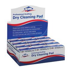 Dry Cleaning Pad Displays