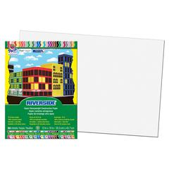 Pacon Riverside Heavyweight Groundwood Construction Paper