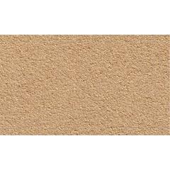 """12 1/2"""" x 14 1/8"""" Vinyl Grass Mat Sheet Desert Sand"""