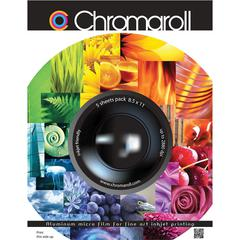 "Chromaroll 13"" x 19"" Fine Art Printing Metal Sheets"