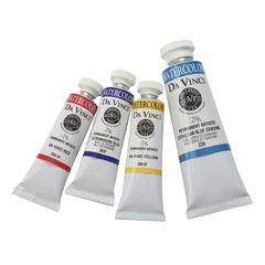 Da Vinci Artists' Watercolor Paint 15ml Ultramarine Blue