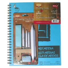 Mixed Media Pad with DTS Bonus Item