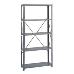 "Safco Heavy-Duty Commercial Steel Shelving 12"" Deep"