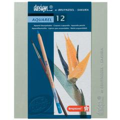Aquarel Watercolor Pencil 12-Set
