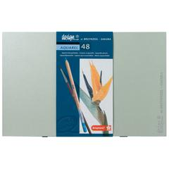Aquarel Watercolor Pencil 48-Set