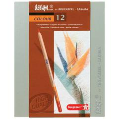 Colored Pencil 12-Set