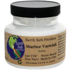 Marine Satin Varnish