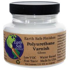 Polyurethane Gloss Varnish