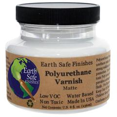Earth Safe Finishes Polyurethane Matte Varnish