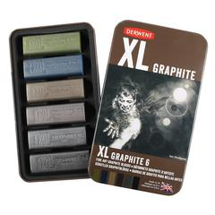 Graphite Block 6-Color Set