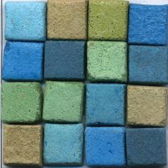 Blue Hills Studio Mini Mosaic Set - Blue Earth