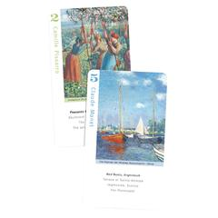 Impressionist Artists Go Fish Card Game