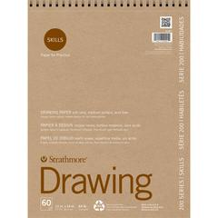 "11"" x 14"" Wire Bound Drawing Pad"
