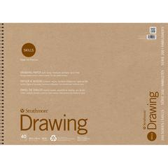 "18"" x 24"" Wire Bound Drawing Pad"