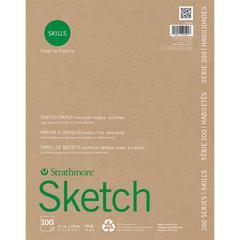 "11"" x 14"" Glue Bound Sketch Pad"