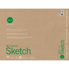 "Strathmore 200 Series Skills 18"" x 24"" Glue Bound Sketch Pad"