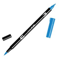 Tombow Dual Brush ABT Pen Cyan