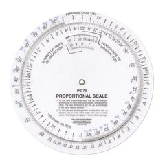 "6"" Proportional Scale"