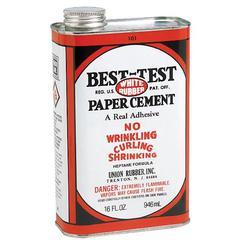 Best-Test Paper Cement 16oz