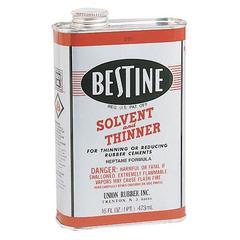 Bestine Solvent Thinner 16oz