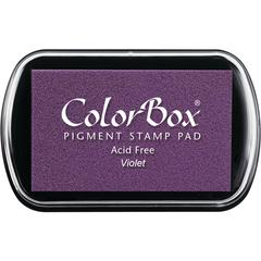 Full Size Ink Pad Violet