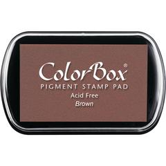 Full Size Ink Pad Brown