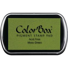 ColorBox Full Size Ink Pad Moss Green
