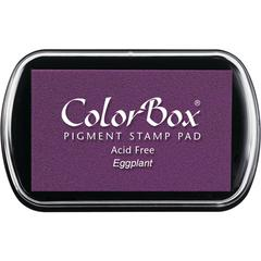 ColorBox Full Size Ink Pad Eggplant