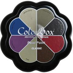 ColorBox Petal Point Classic Ink Set