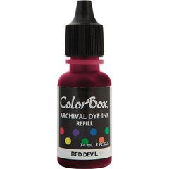 ColorBox Archival Dye Refill Red Devil