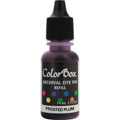 ColorBox Archival Dye Refill Frosted Plum