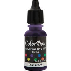 Archival Dye Refill Deep Grape
