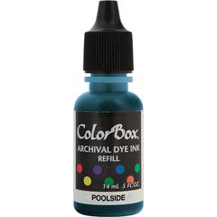 ColorBox Archival Dye Refill Poolside