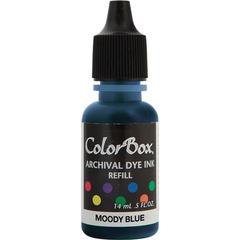 ColorBox Archival Dye Refill Moody Blue