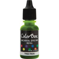 ColorBox Archival Dye Refill Tree Frog